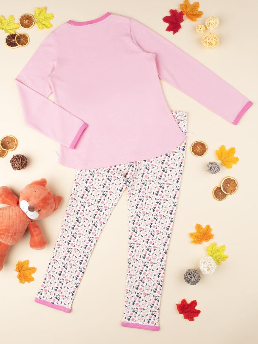 "Pijama de menina ""coelho"" - Prénatal"
