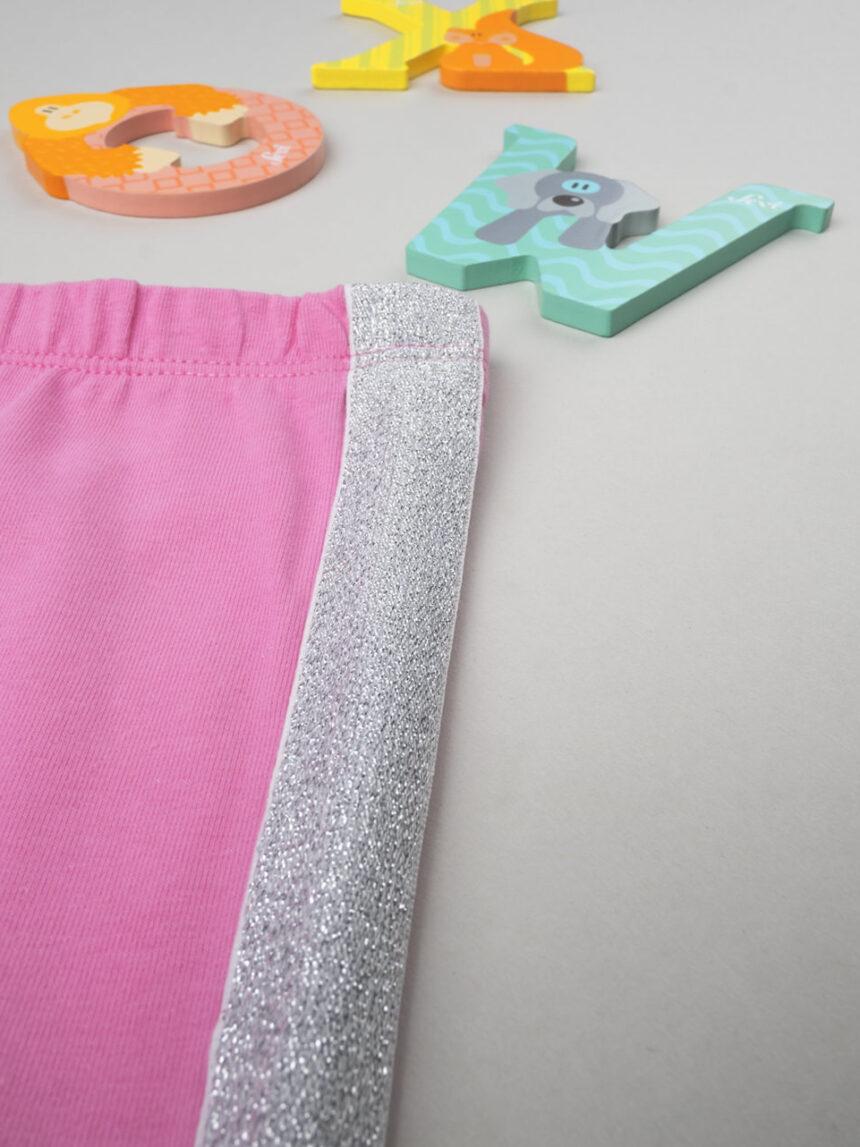 Leggings menina rosa - Prénatal