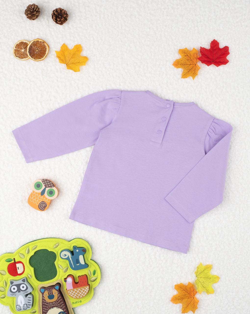 "T-shirt menina ""lilla"" - Prénatal"