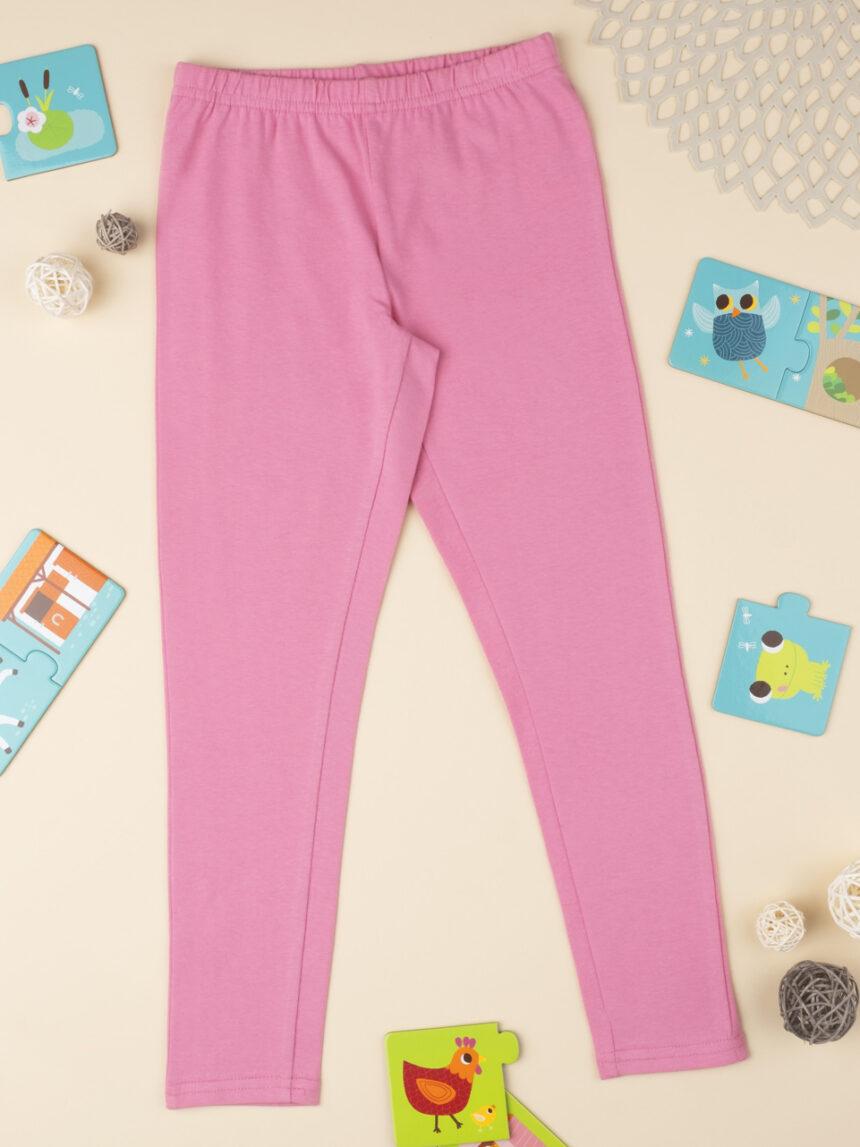 Leggings rosa simples - Prénatal