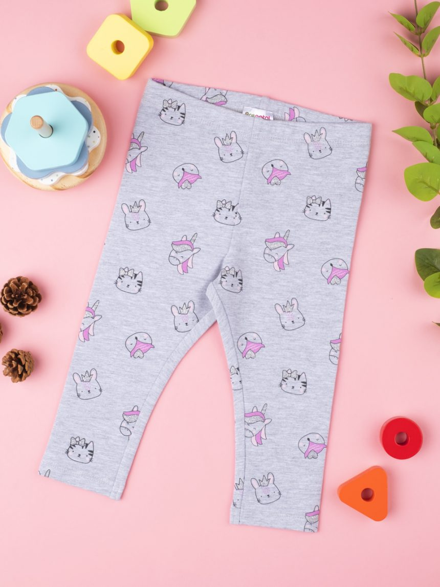 "Leggings baby girl ""unicorno"" - Prénatal"