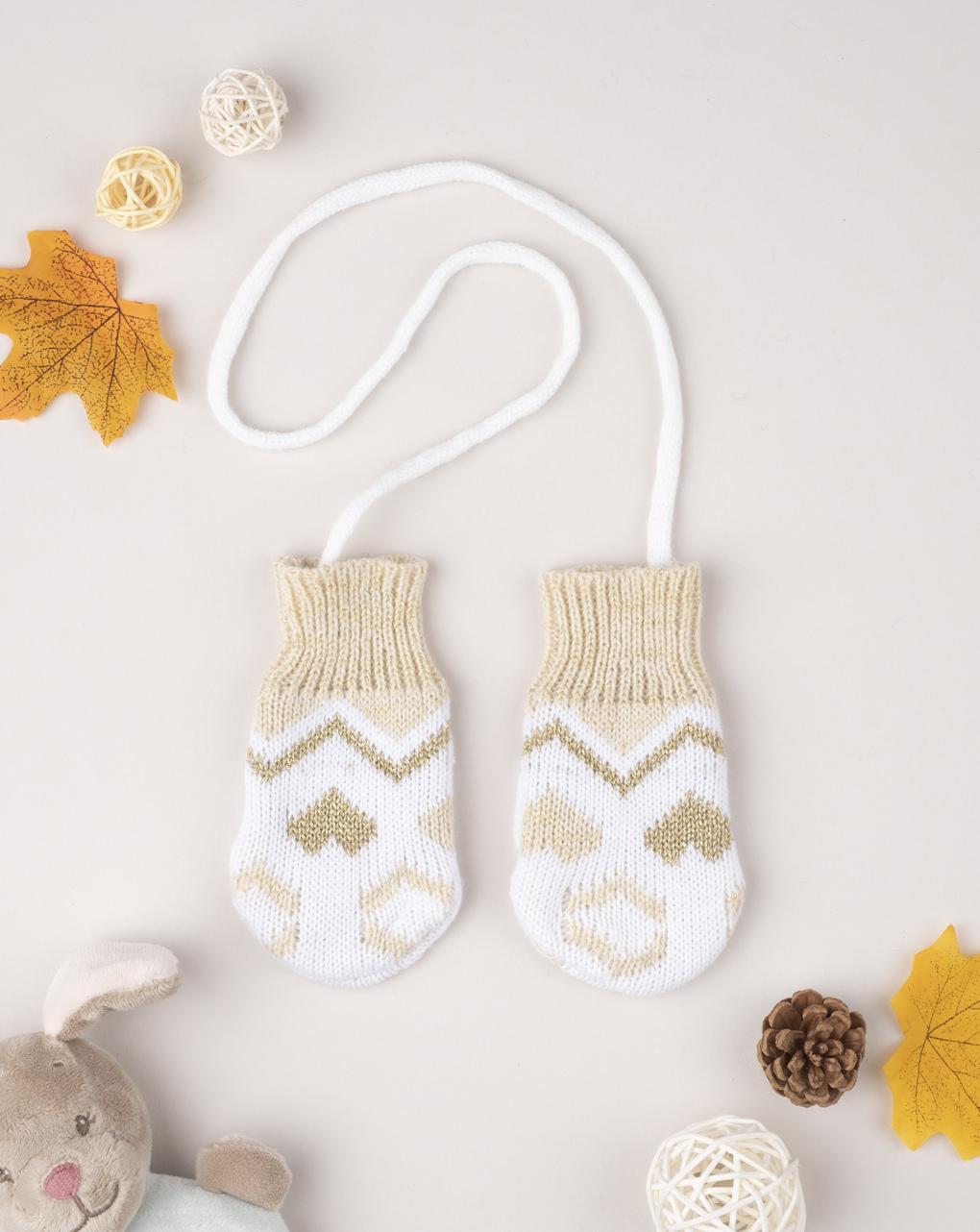 Menina tricot moffole - Prénatal