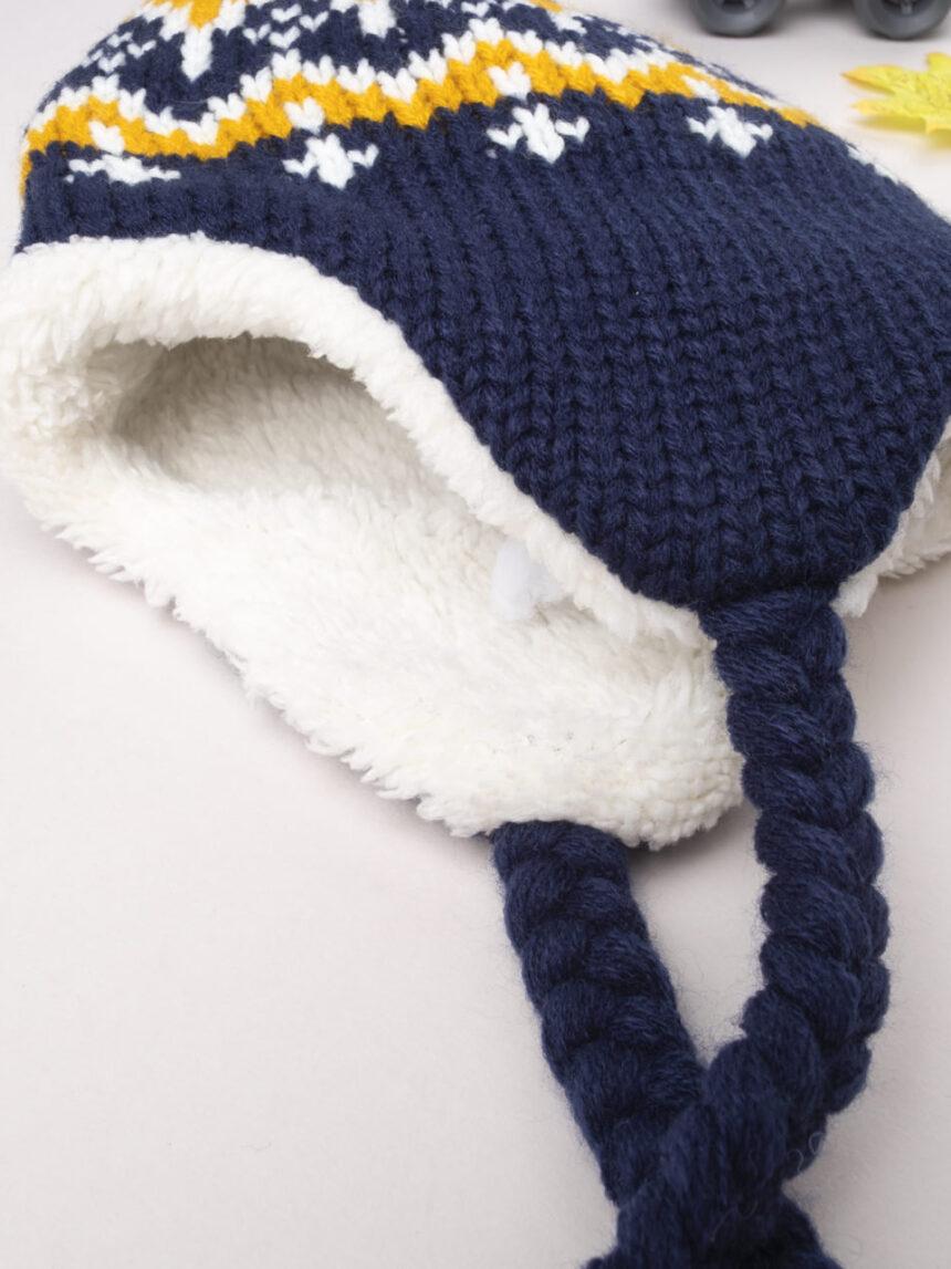 Chapéu de menino peruano - Prénatal