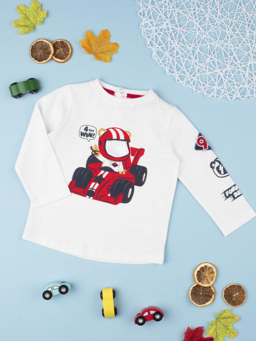 "T-shirt de menino ""racer"" - Prénatal"