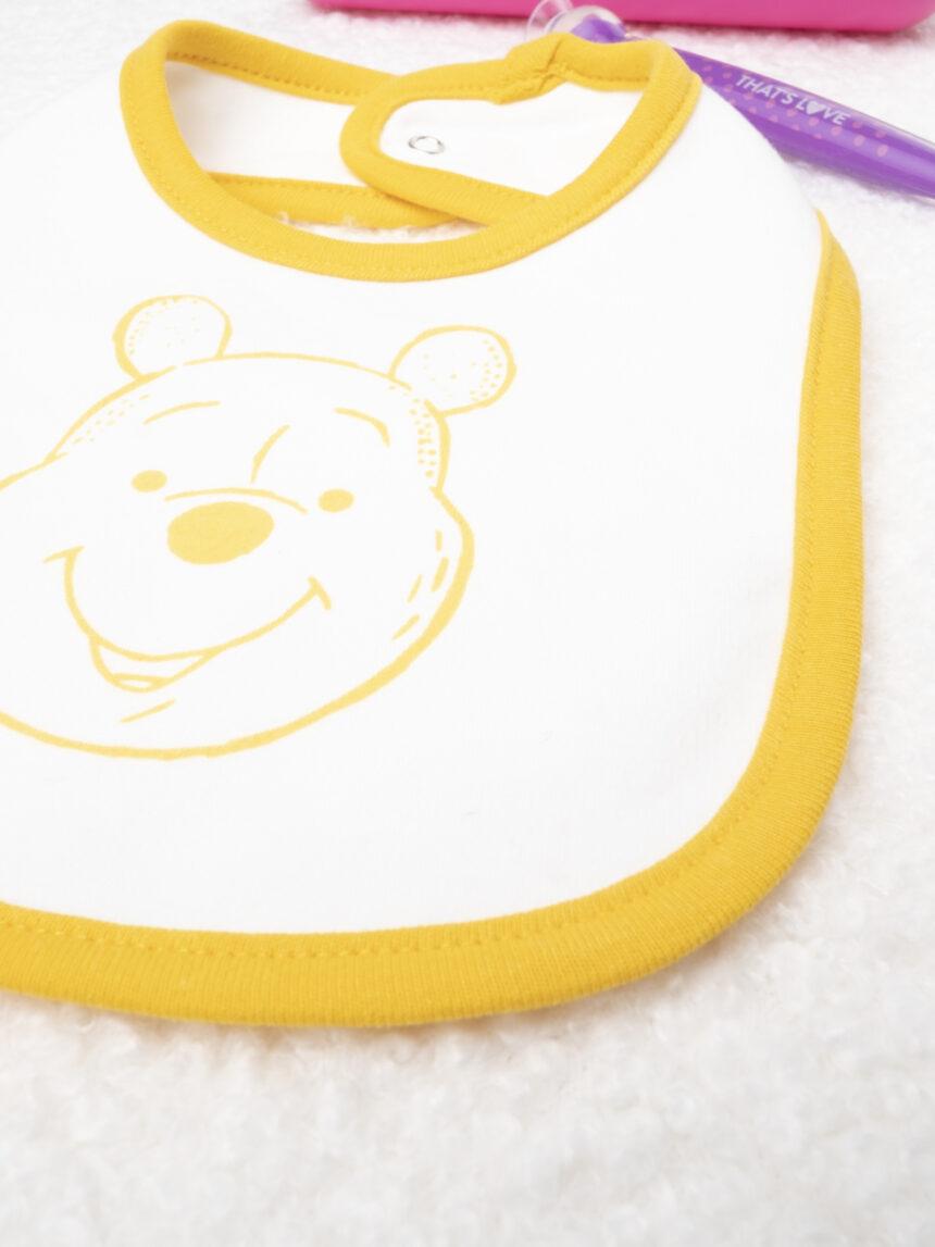 """Babador de menino """"winnie the pooh"""" - Prénatal"""