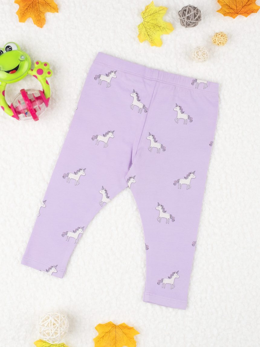 "Leggings girl ""unicorno"" - Prénatal"