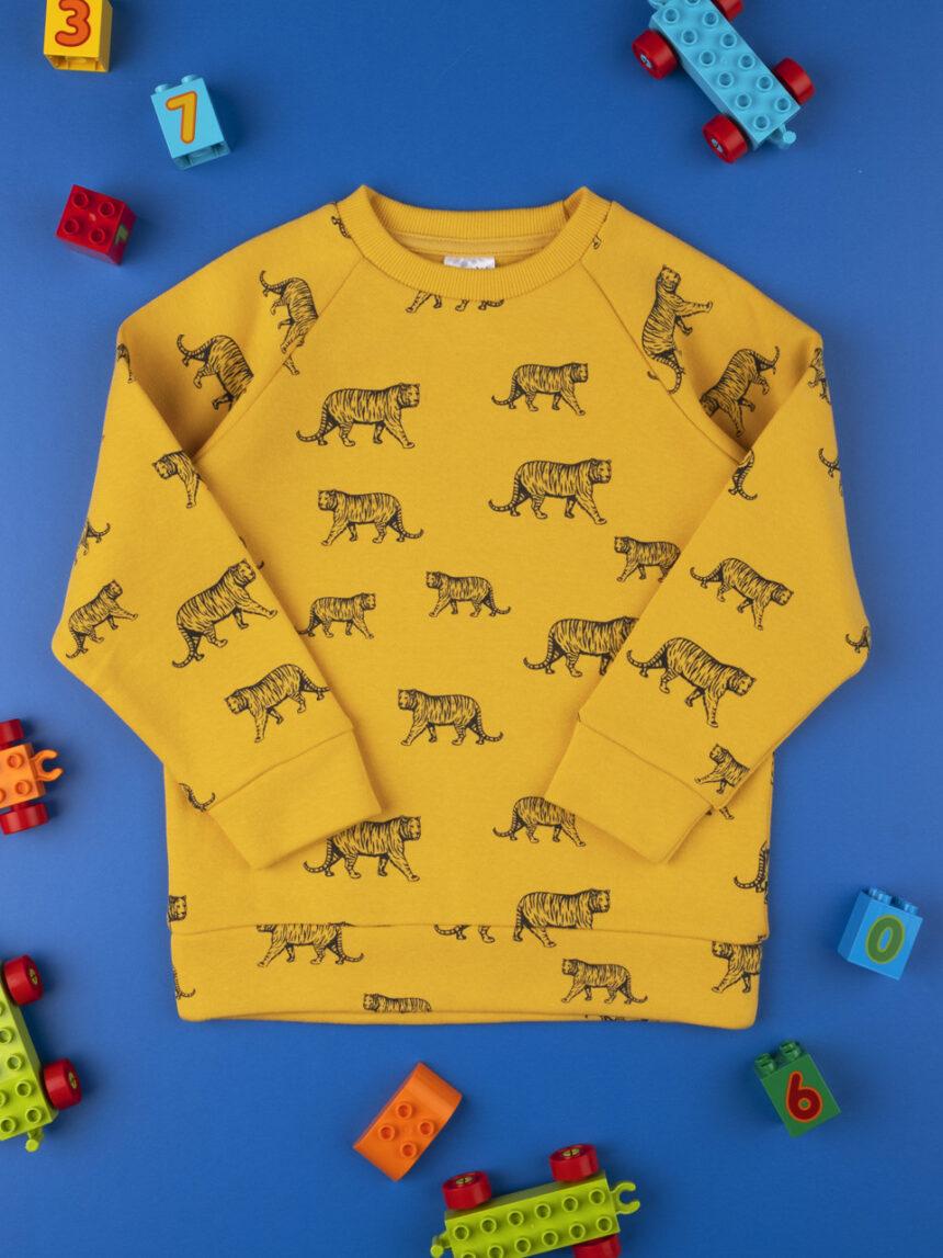 """Suéter menino """"tiger"""" - Prénatal"""
