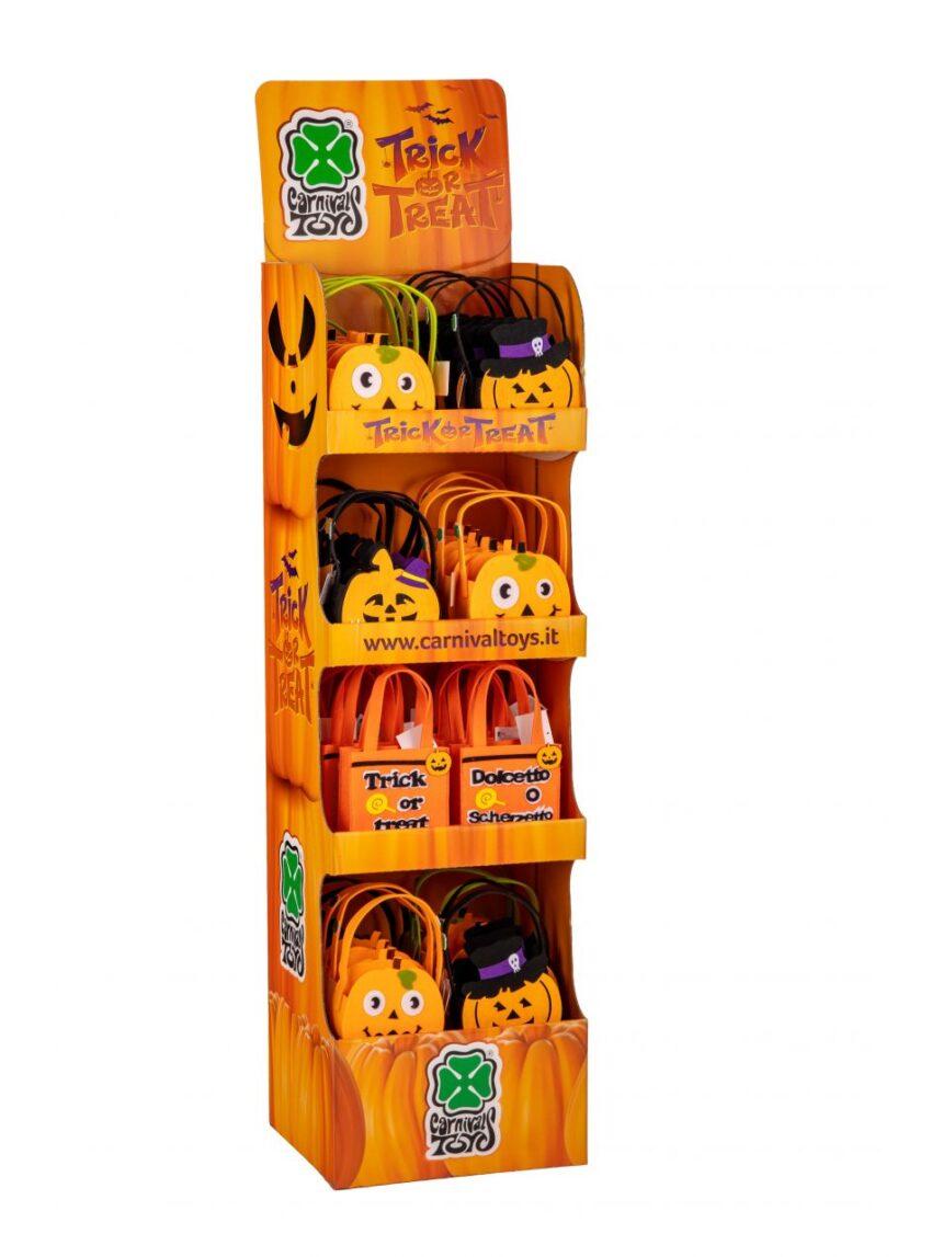 Saco de halloween mod.ass. c / tag / e - Carnival Toys
