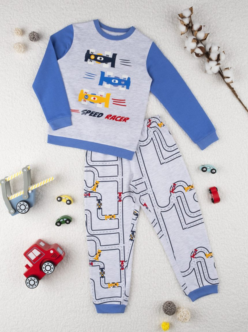 "Menino pigiama ""speed racer"" - Prénatal"