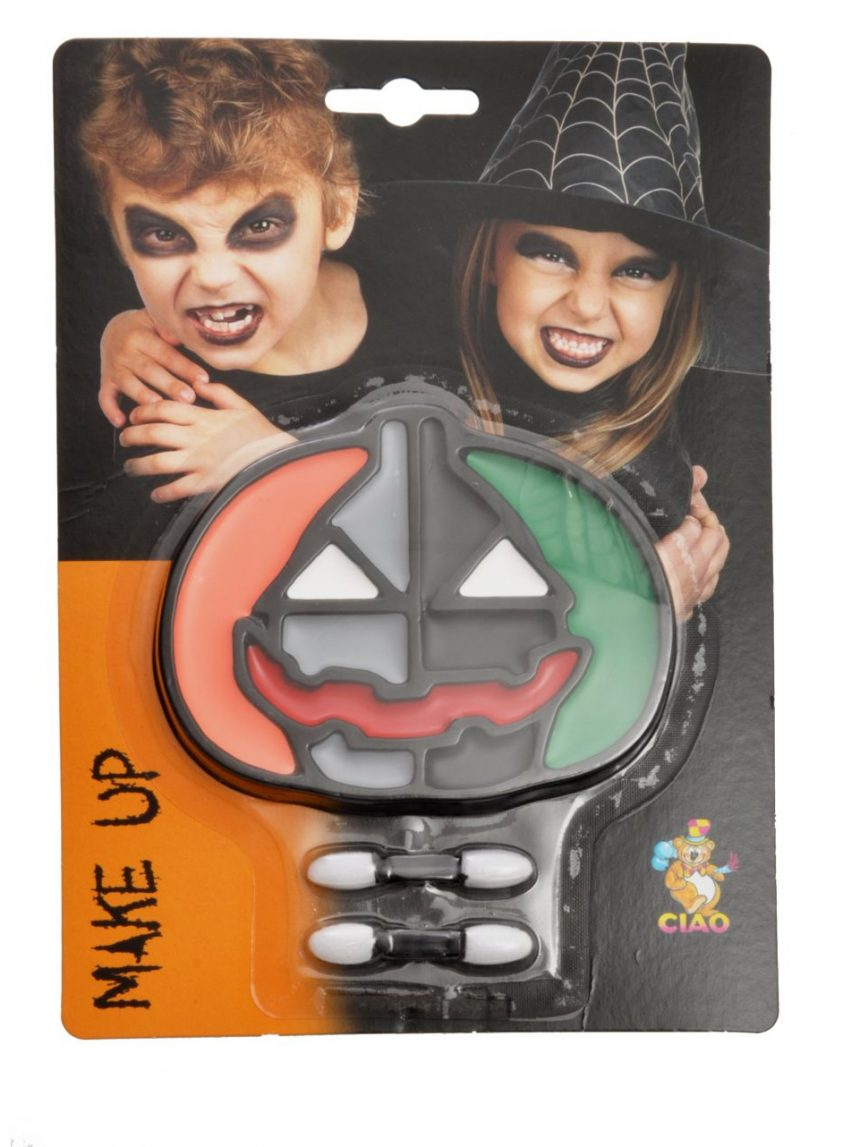 Make up halloween kit zucca - Ciao