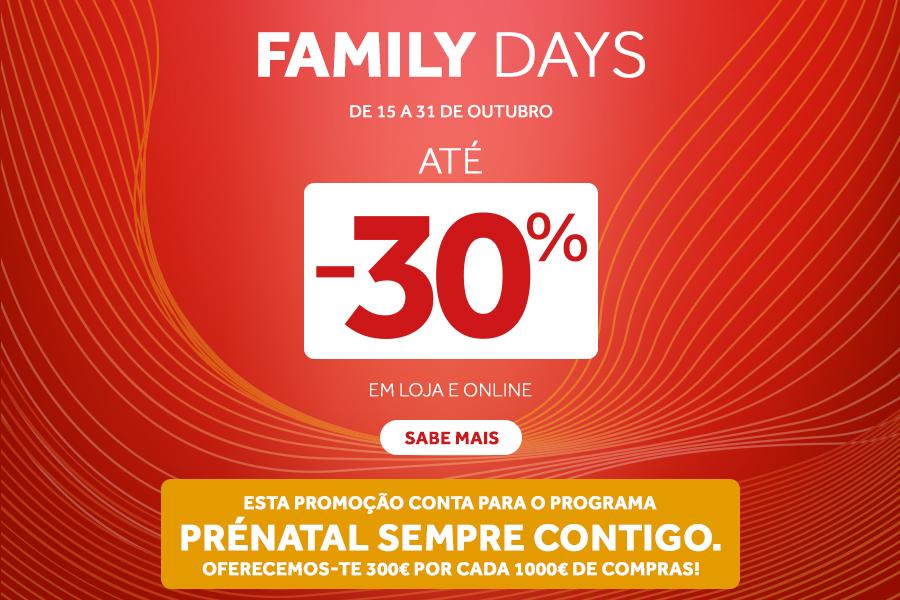 FAMILY DAYS